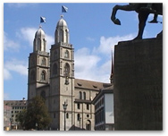 Grossmünster Car Rental