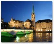 Zurich -Attractions